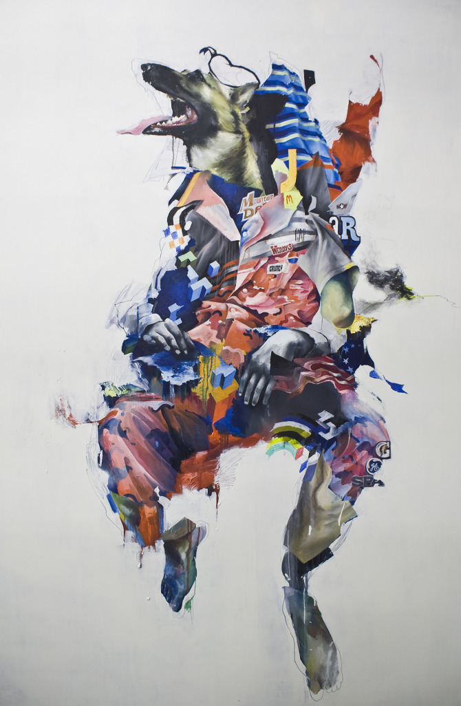 Joram Roukes - Groningen, the Netherlands artist
