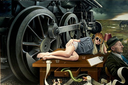 Jorge Santos - Los Angeles, CA artist