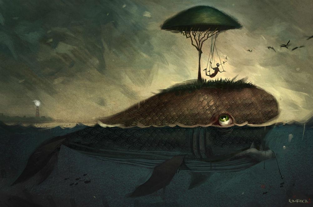 Jose Emroca Flores - San Diego, CA artist
