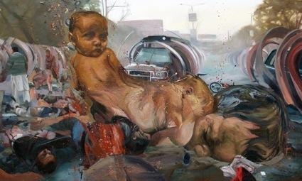 Joshua Hagler - Berkeley, CA artist