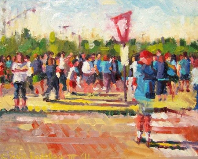 Juie Rattley III - Greensboro, NC artist