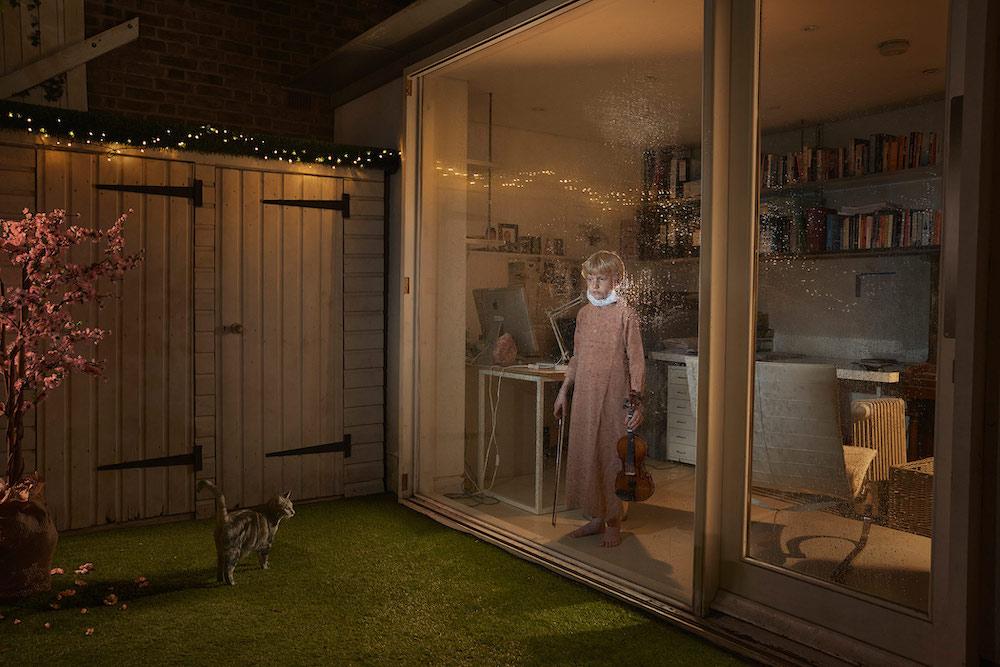 Julia Fullerton-Batten - London, UK artist