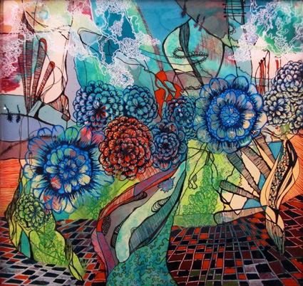 Julian Lesser - New York, NY artist