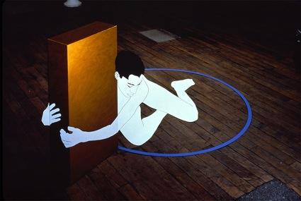 Justen Ladda - New York, NY artist