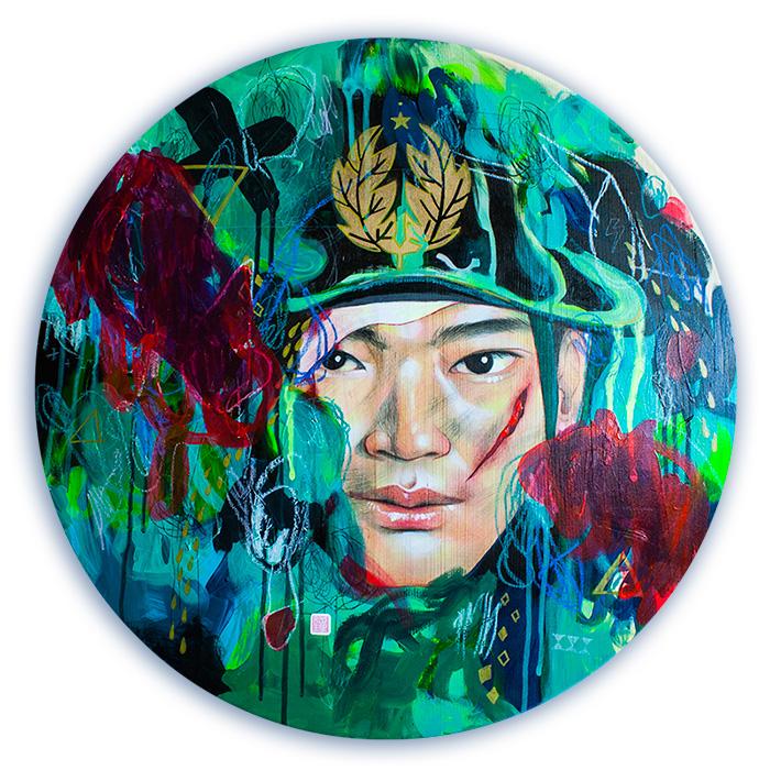 JUURI Robertson - Norman, OK artist