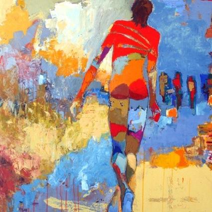 Jylian Gustlin - San Francisco, CA artist
