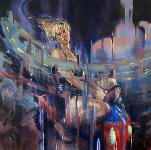 Katelyn Alain - Brooklyn, NY artist