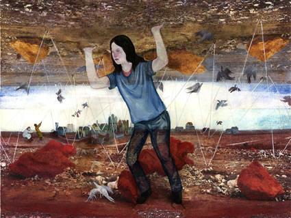 Katherine Guillen - Los Angeles, CA artist