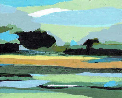 Katherine Sandoz - Savannah, GA artist