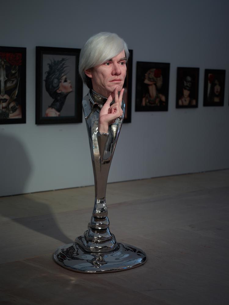 Kazuhiro Tsuji - Los Angeles, CA artist