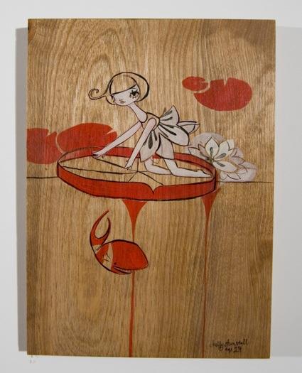 Kelly Tunstall - San Francisco, CA artist
