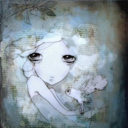 Kendra Binney - Portland, OR artist