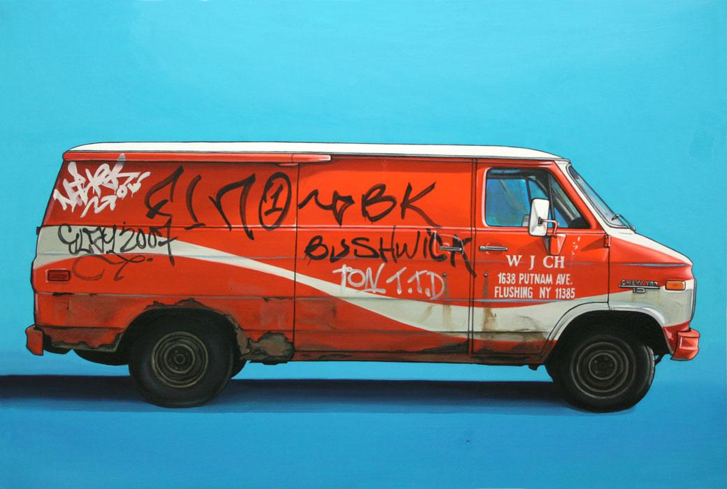 Kevin Cyr - Brooklyn, NY artist