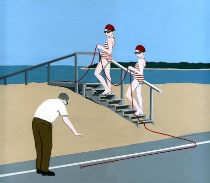 Kiersten Essenpreis - Brooklyn, NY artist
