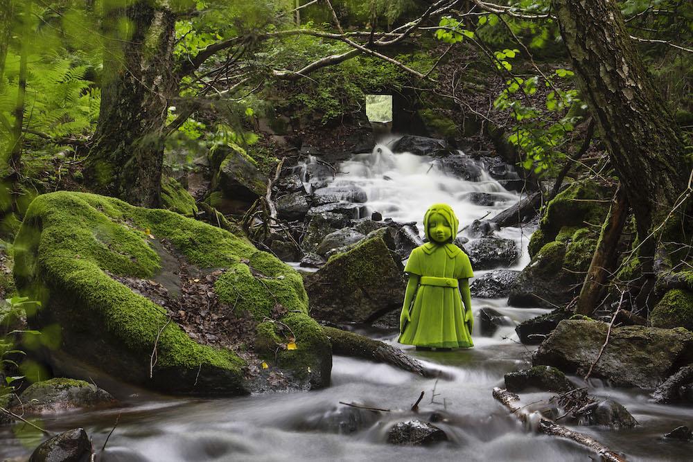 Kim Simonsson - Fiskars, Finland artist
