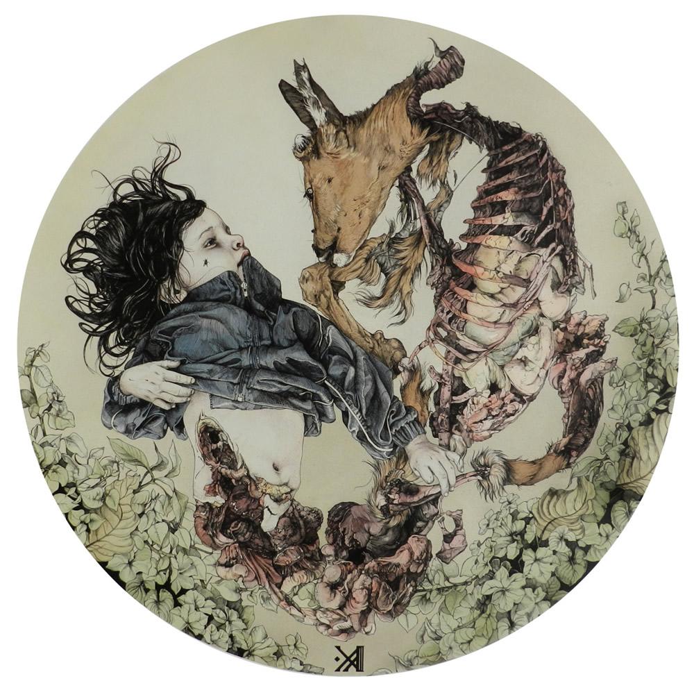 Kikyz1313 - Queretaro, Mexico artist