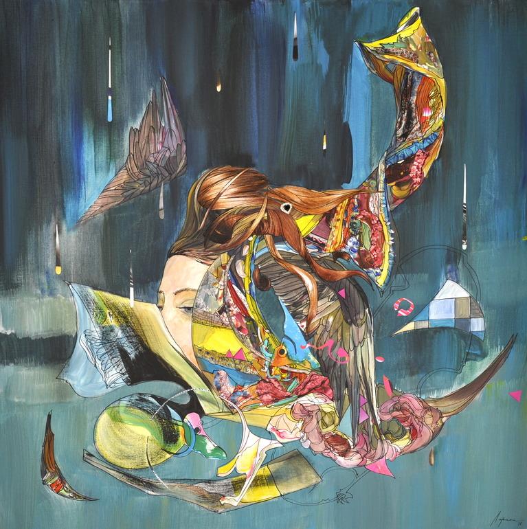 Larisa Ilieva - Paris, France artist
