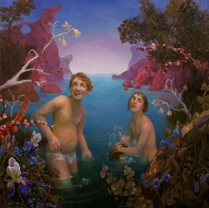 Laura Krifka - Santa Barbara, CA artist