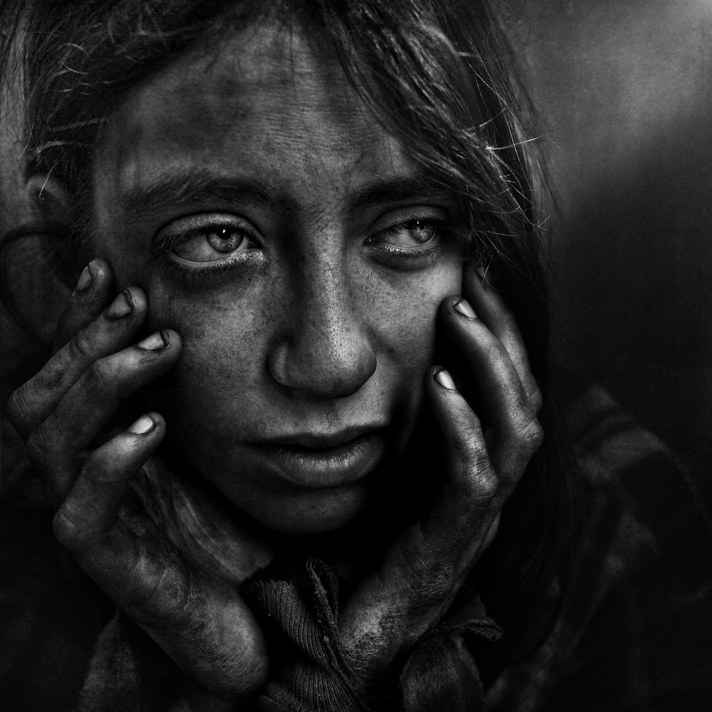 Lee Jeffries - Manchester, UK artist