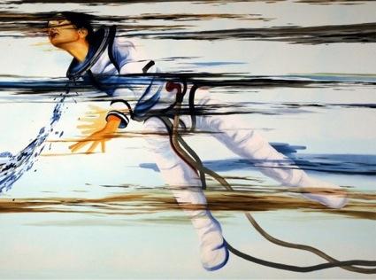 Lia Halloran - Los Angeles, CA artist