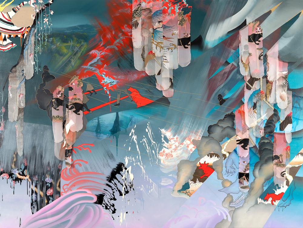 Lien Truong - Chapel Hill, NC artist