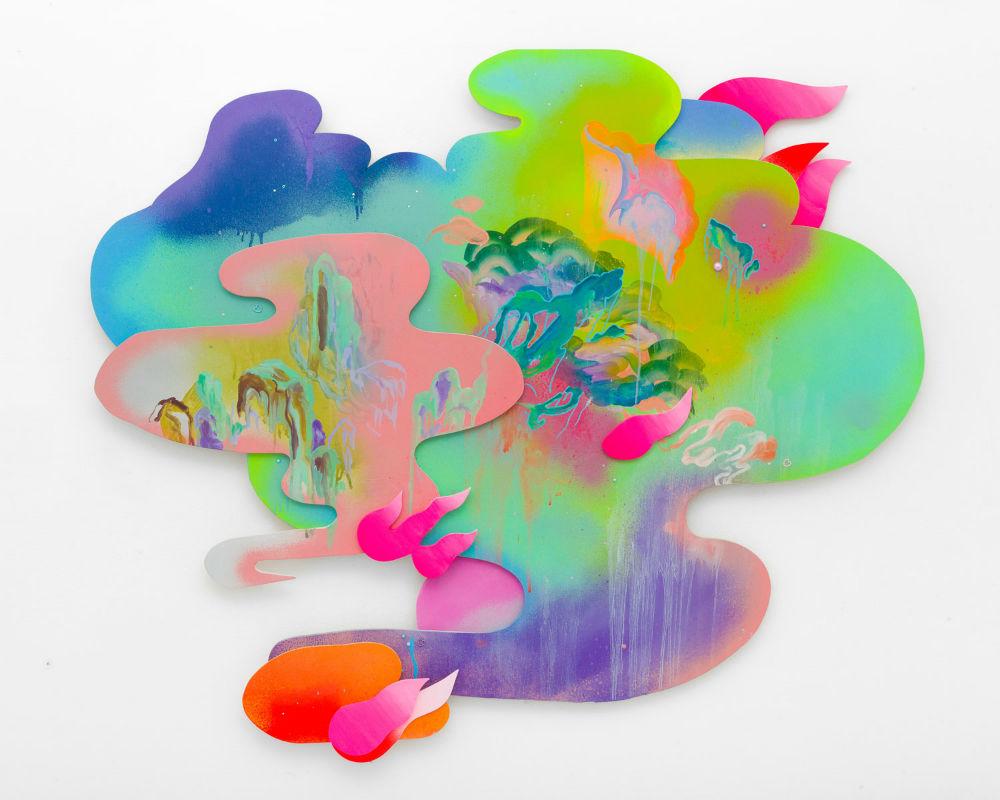 Louise Zhange - Sydney, Australia artist