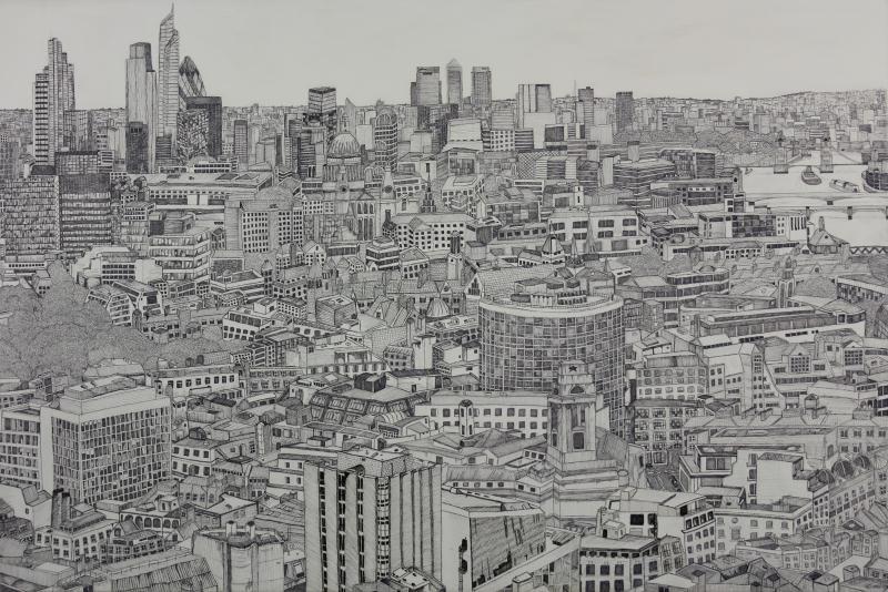 Jonny Love & Samuel Jordan - London, UK artist