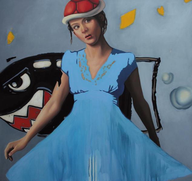 Luis Cornejo - Santa Ana, El Salvador artist