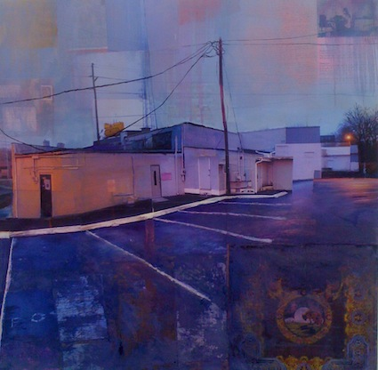 Luke Buchanan - Raleigh, NC artist