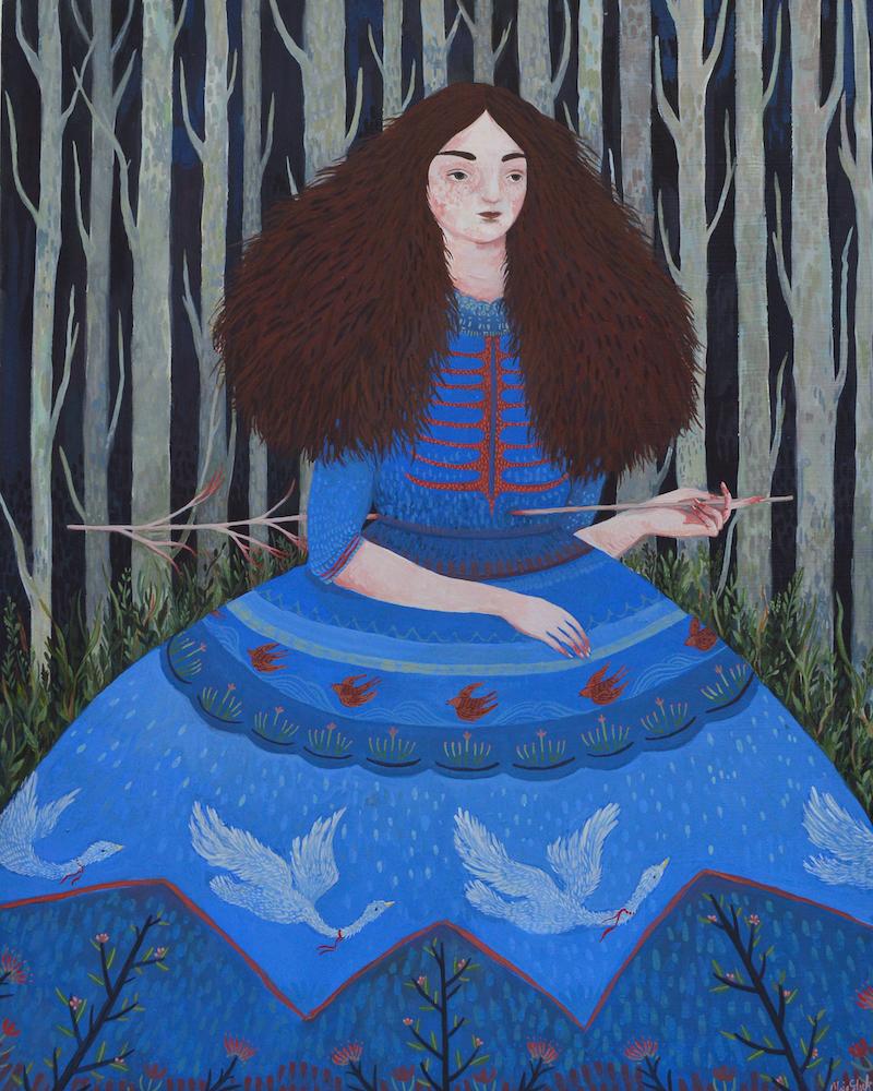 Maia Stark - Saskatoon, SK, Canada artist