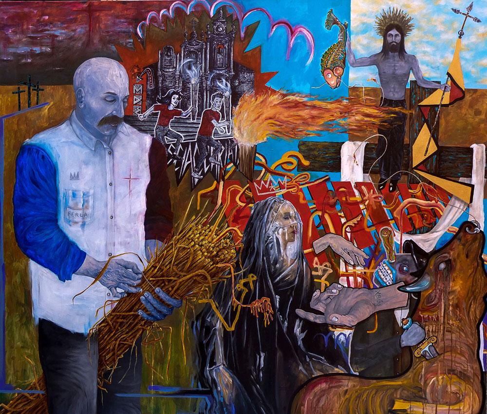 Marco Dal Bo - Treviso, Italy artist
