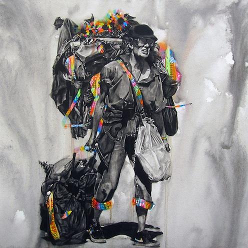 Marco Zamora - Los Angeles, CA artist