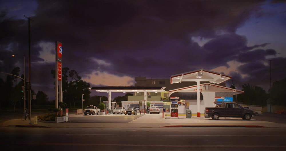 Marc Trujillo - Los Angeles, CA artist