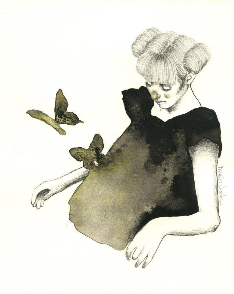 Marija Verde - Milan, Italy artist
