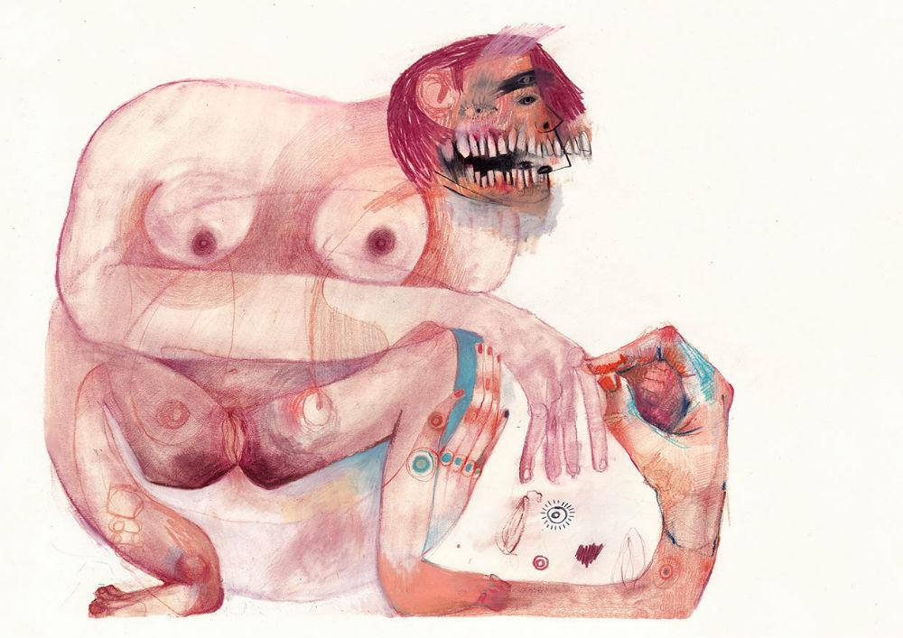 Marina Gonzalez Eme - Madrid, Spain artist