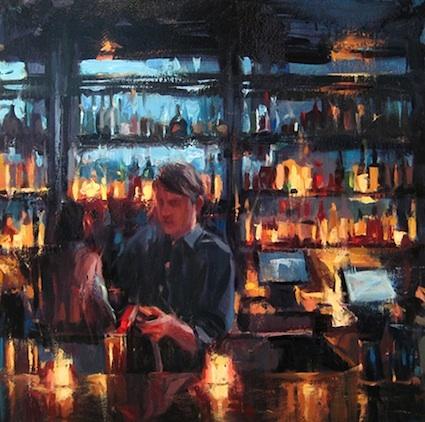 Mark Andrew Bailey - Portland, OR artist