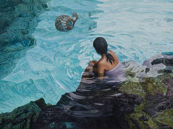Mark Cross - Niue Island, Polynesia artist