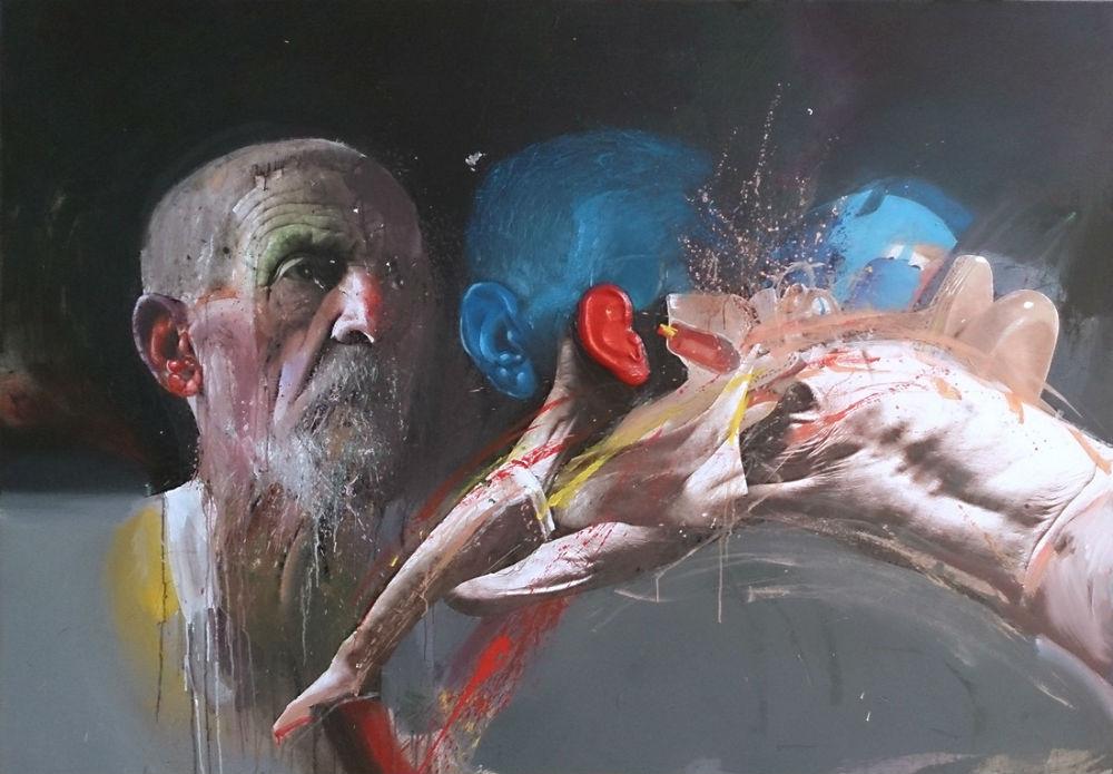 Marko Kusmuk - Belgrade, Serbia artist
