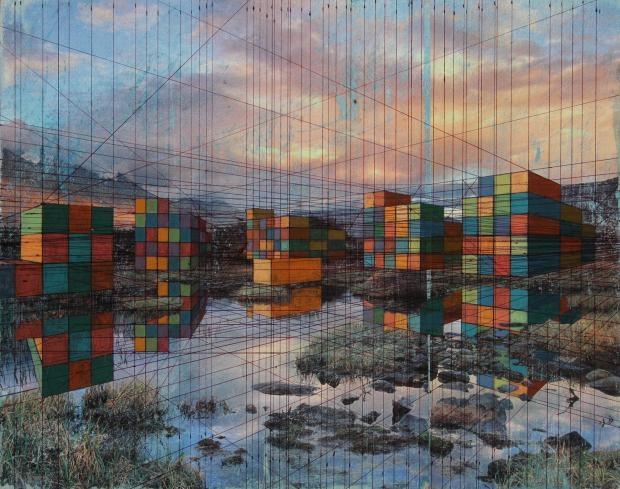 Mary Iverson - Seattle, WA artist