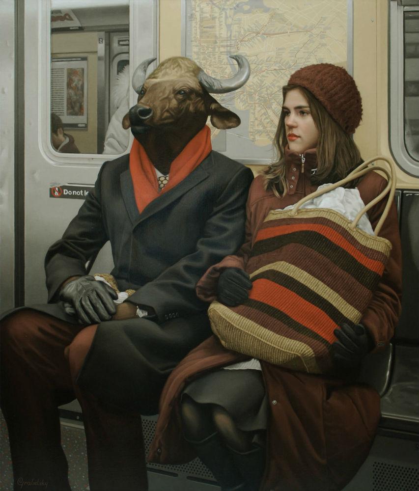 Matthew Grabelsky - New York, NY artist