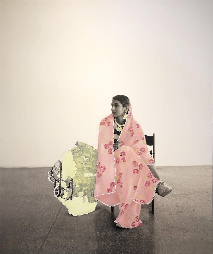 Maya Varadaraj - New York, NY artist