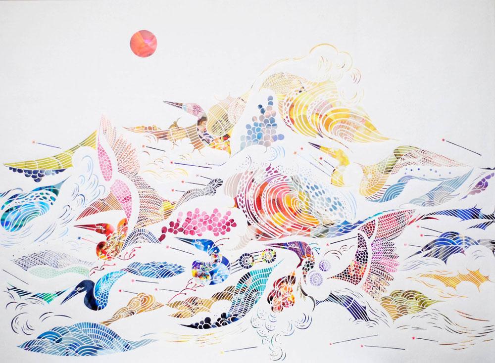 Mayuko Fujino - New York, NY artist
