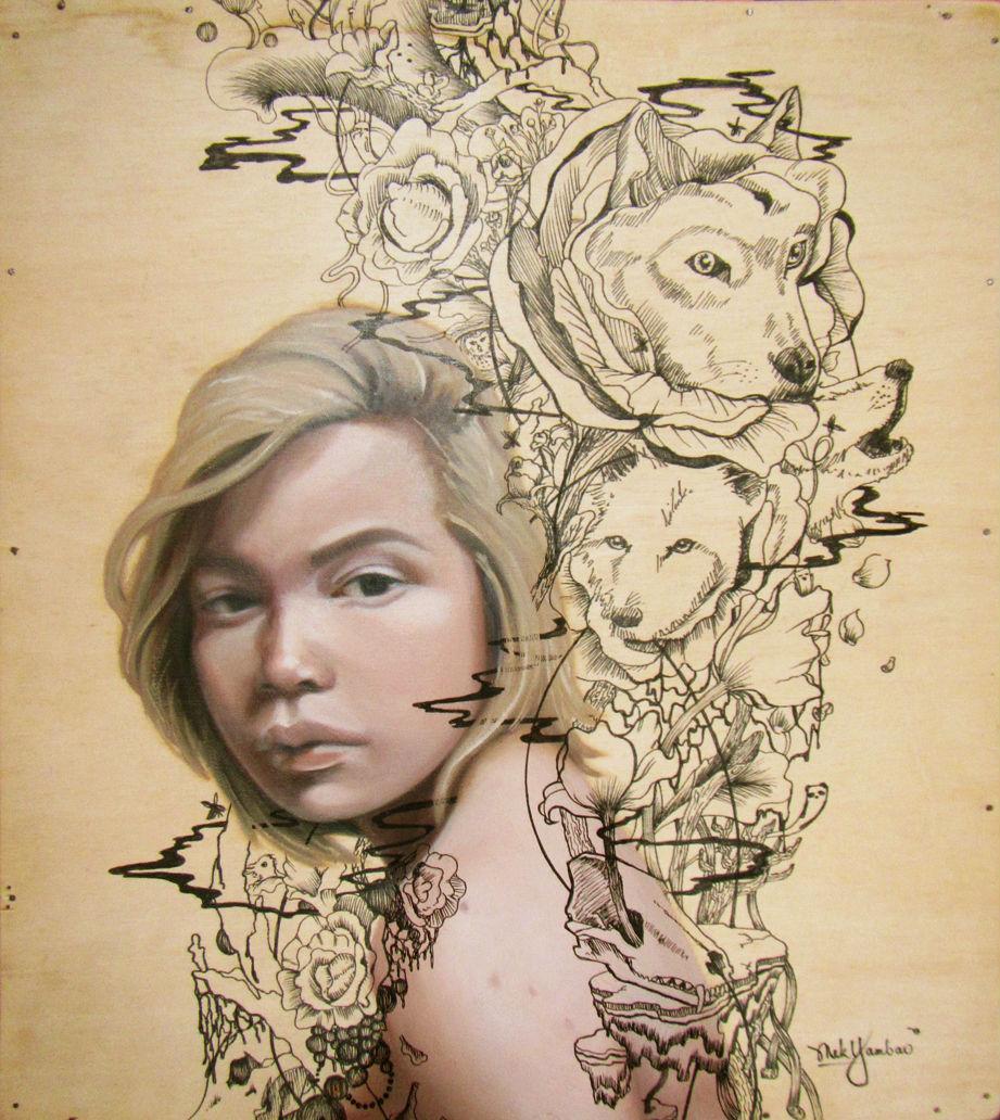 Mek Yambao - Manila, Philippines artist