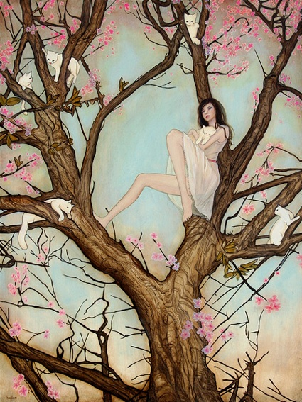 Melissa Haslam - Melbourne, Australia artist