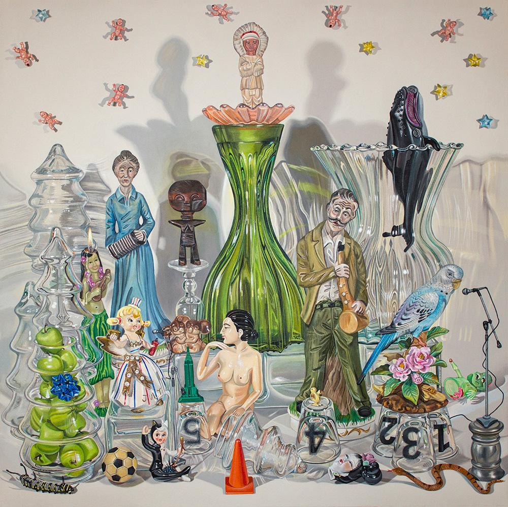 Melodie Provenzano - New York, NY artist