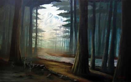 Brad Burkhart - Costa Mesa, CA artist
