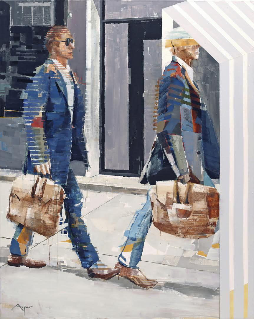 Michael Azgour - San Francisco, CA artist