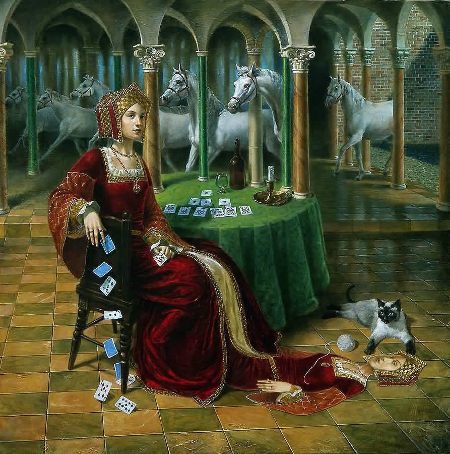 Michael Cheval - Fair Lawn, NJ artist