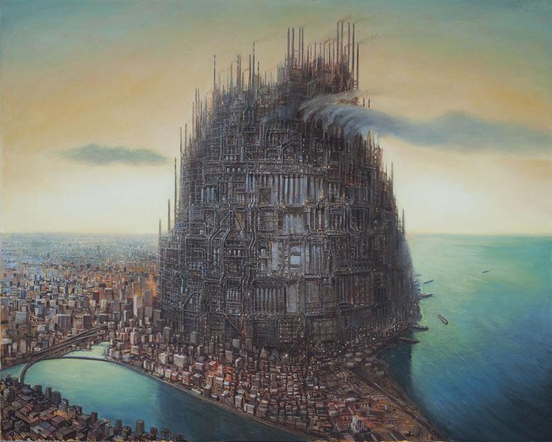 Michael Kerbow - San Francisco, CA artist