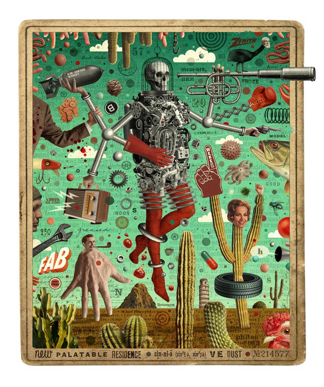 Michael Waraksa - Chicago, IL artist